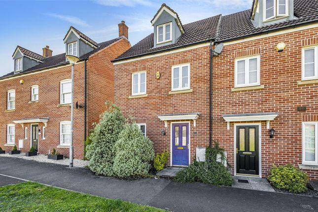Thumbnail Terraced house for sale in Pear Tree Avenue, Long Ashton, Bristol