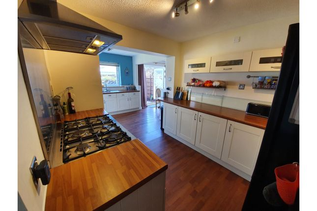 Kitchen of Forest Drive, Broughton, Chester CH4