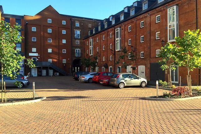 Thumbnail Flat to rent in The Shamrock, Regatta Quay, Key Street, Ipswich