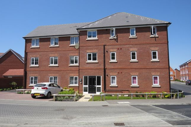 Thumbnail Flat for sale in Swan Lane, Sprowston, Norwich