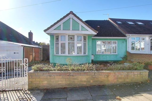 Thumbnail Semi-detached bungalow for sale in Farndale Crescent, Greenford