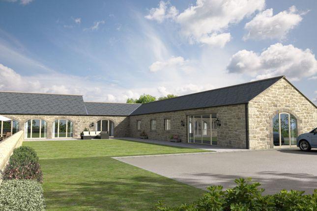 Thumbnail Barn conversion for sale in Cloverfield, Cavil Head Farm, Acklington, Northumberland