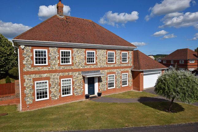 Thumbnail Detached house for sale in Barton Close, Exton, Exeter