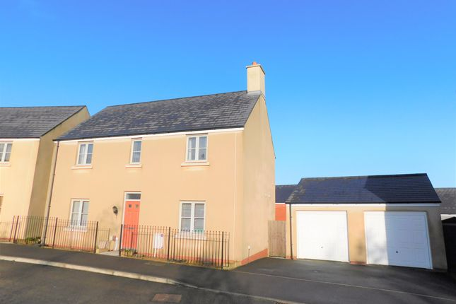 Thumbnail Detached house for sale in Pen Y Graig, Llandarcy, Neath