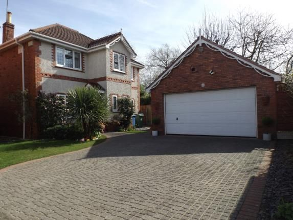 Thumbnail Detached house for sale in Byrons Drive, Timperley, Altrincham, Greater Manchester