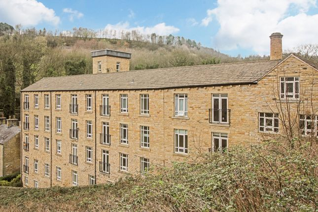 1 bed flat to rent in Heritage Mill, Brook Lane, Golcar HD7