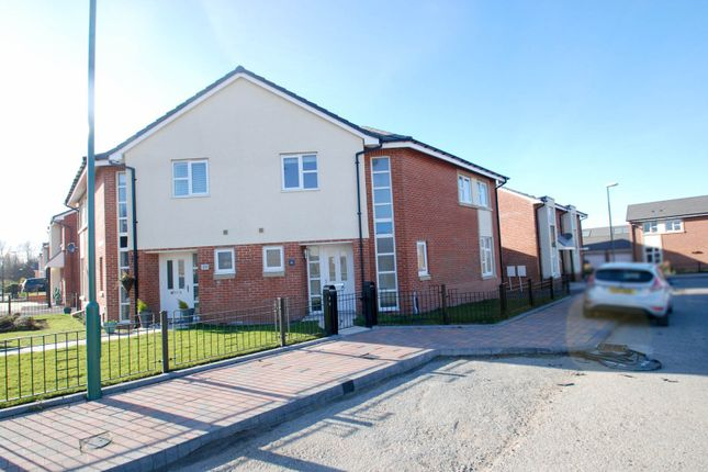 3 bed semi-detached house for sale in Lynwood Way, South Shields