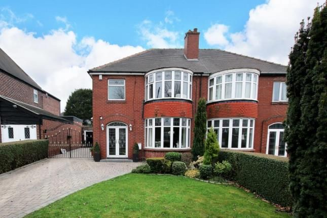 Thumbnail Semi-detached house for sale in Herringthorpe Valley Road, Rotherham, South Yorkshire