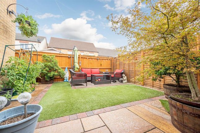 Garden of Whitworth Close, Brierley Hill DY5