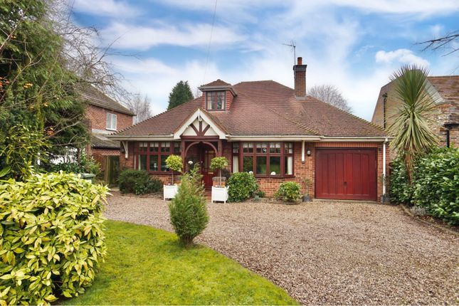Thumbnail Detached bungalow for sale in Gillway Lane, Tamworth