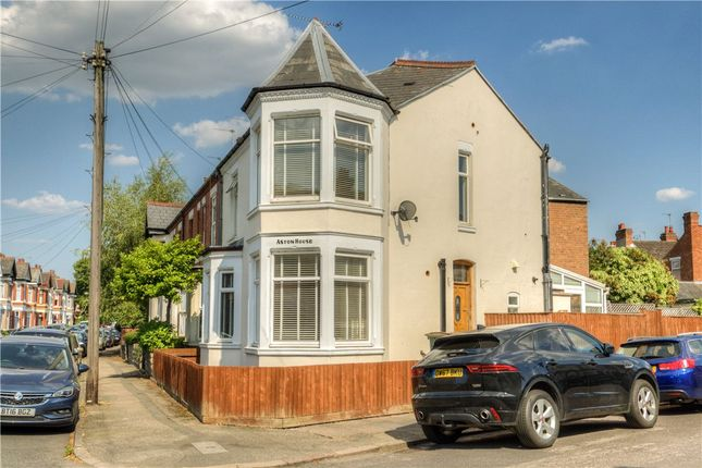Thumbnail End terrace house to rent in Aston Road, Coventry, West Midlands