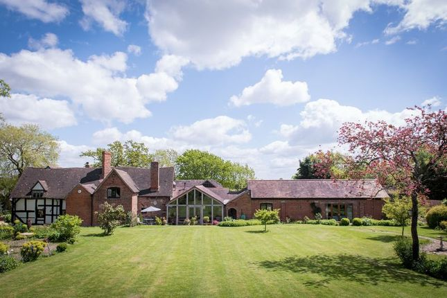 Thumbnail Property for sale in Mousley End, Hatton, Warwick