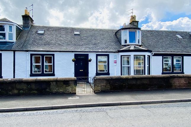Thumbnail Terraced house for sale in Glasgow Road, Strathaven