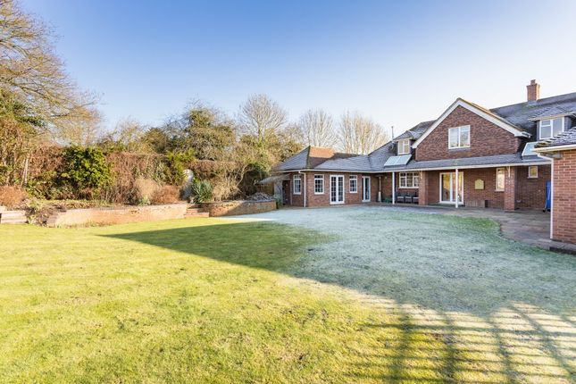 Thumbnail Detached house to rent in Springmead, Back Lane, Ramsbury, Marlborough