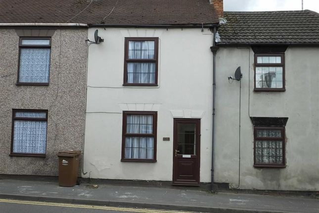 Thumbnail Cottage to rent in Tutbury Road, Burton On Trent, Staffs