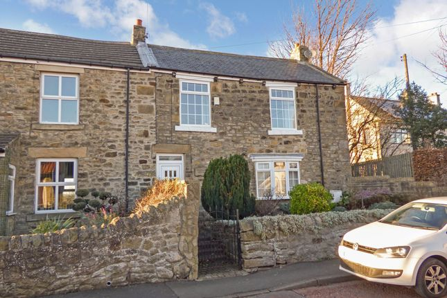 Thumbnail Semi-detached house for sale in Old Main Street, Ryton