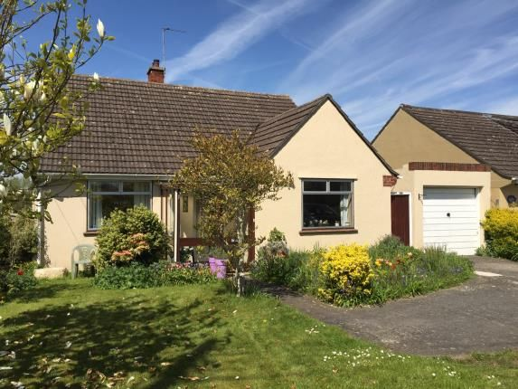 Thumbnail Bungalow for sale in Coxley, Wells