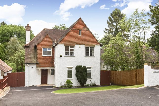 Thumbnail Detached house to rent in Marsham Lane, Gerrards Cross