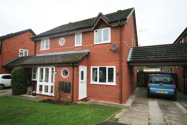 Thumbnail Semi-detached house to rent in Wistaston Road Business Centre, Wistaston Road, Crewe