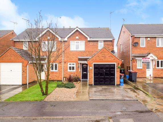 Thumbnail Semi-detached house for sale in Millers Way, Kirkby-In-Ashfield, Nottingham, Nottinghamshire