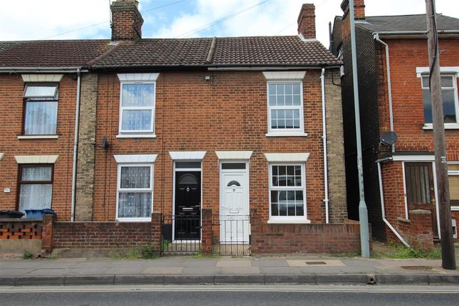 Thumbnail Property to rent in Cauldwell Hall Road, Ipswich
