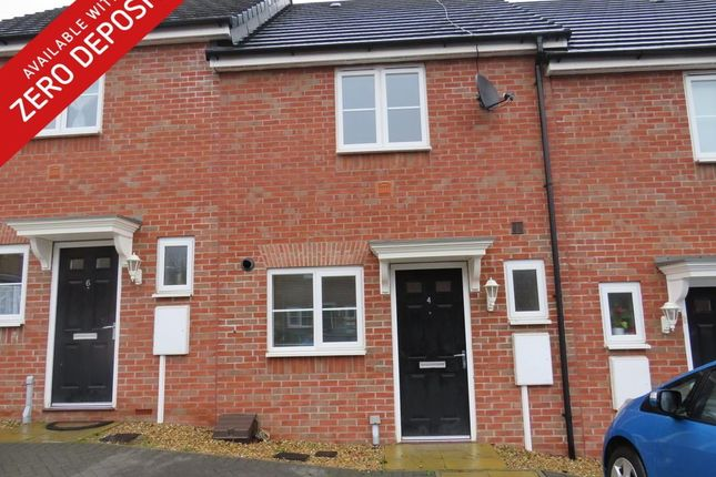 Thumbnail Property to rent in Hudson Grove, Peterborough