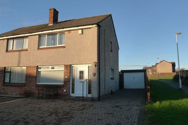 Thumbnail Semi-detached house for sale in Barry Road, Kirkcaldy