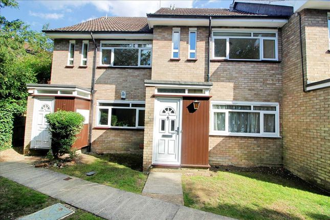Thumbnail 2 bed maisonette to rent in St Peters Close, Bushey