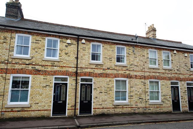 Thumbnail Terraced house for sale in Argyle Street, Cambridge