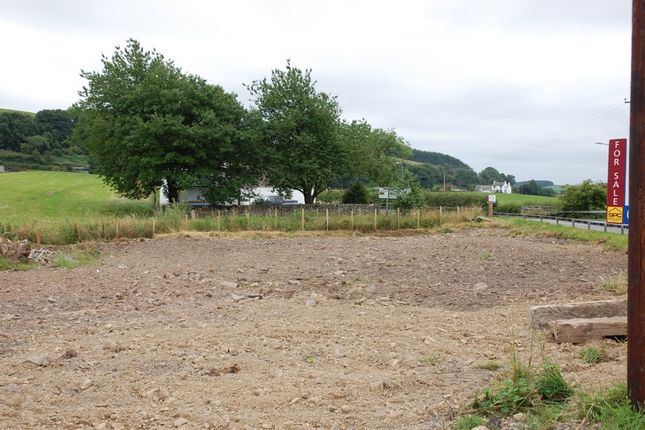 Land for sale in Plots 1 & 3 Ringford Bridge, Ringford, Castle Douglas