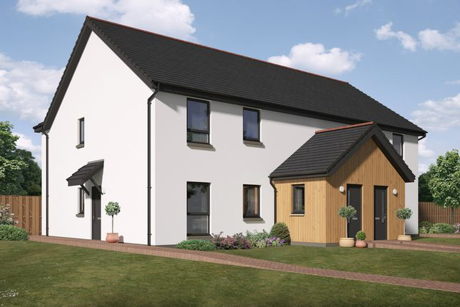 Thumbnail Flat for sale in 1 Nethergray Entry, Dykes Of Gray, Dundee