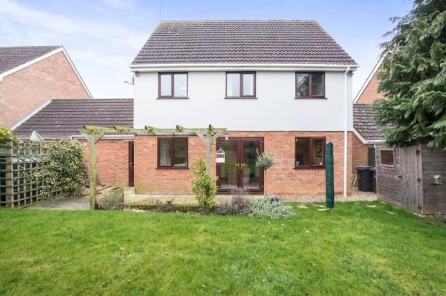 Thumbnail Link-detached house for sale in Sporle, King's Lynn