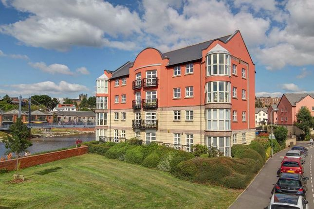 Thumbnail Flat to rent in Waterside, St. Thomas, Exeter
