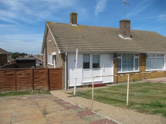 Thumbnail Bungalow for sale in Netherfield Avenue, Eastbourne, East Sussex