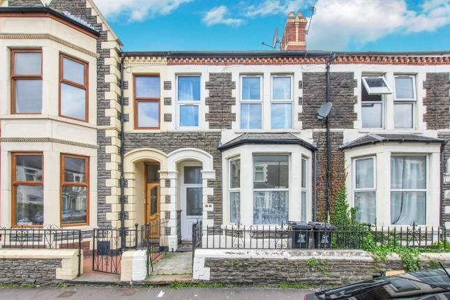 4 bedroom terraced house for sale in Donald Street, Cardiff, Caerdydd