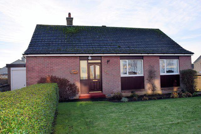 Thumbnail Detached bungalow for sale in 95 Henrietta Street, Wick