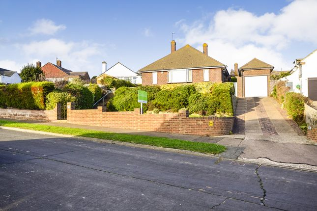 Thumbnail Detached bungalow for sale in Glassenbury Drive, Bexhill On Sea