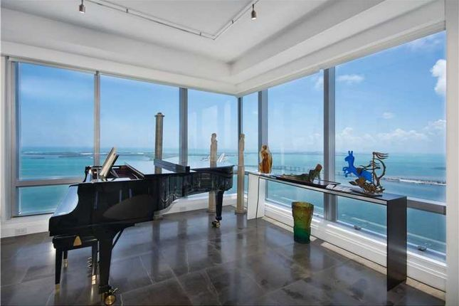Thumbnail Apartment for sale in 1425 Brickell Ave # 49F, Miami, Florida, United States Of America