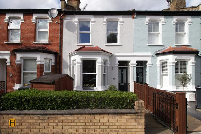 Thumbnail Terraced house for sale in Glenfield Terrace, West Ealing