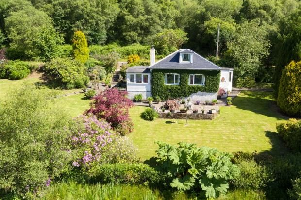 Thumbnail Detached house for sale in Glendaruel, Colintraive, Argyll And Bute