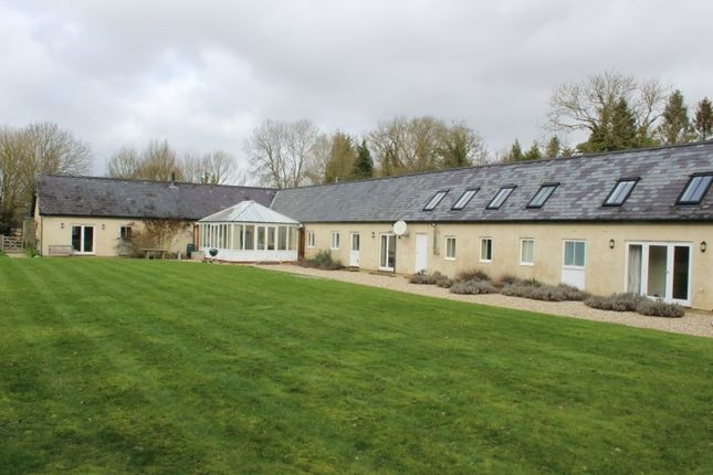 Thumbnail Barn conversion to rent in Bransbury, Barton Stacey
