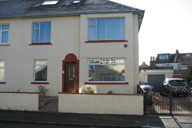Thumbnail Flat to rent in Kelvin Street, Largs, North Ayrshire