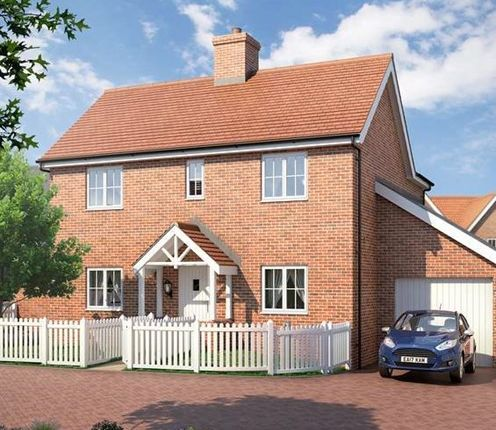 Thumbnail Detached house for sale in The Ludlow At St Michael's Hurst, Barker Close, Bishop'S Stortford, Hertfordshire