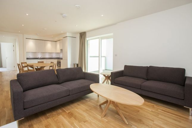 Thumbnail Flat to rent in Medals Way, Olympic Park, London