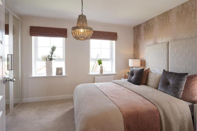 "Master Bedroom of ""Rochester"" at Rykneld Road, Littleover, Derby DE23"