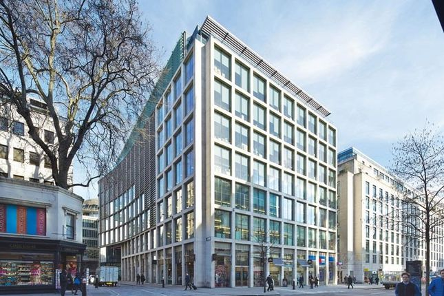 Office to let in Wood Street, London