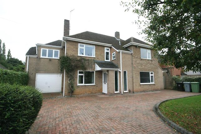 Thumbnail Detached house to rent in Exeter Gardens, Stamford
