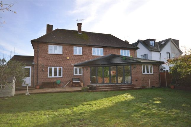 Thumbnail Detached house for sale in Kings Road, Crowthorne, Berkshire