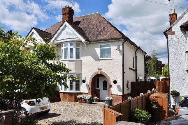 Thumbnail Semi-detached house for sale in Cheltenham Road, Evesham