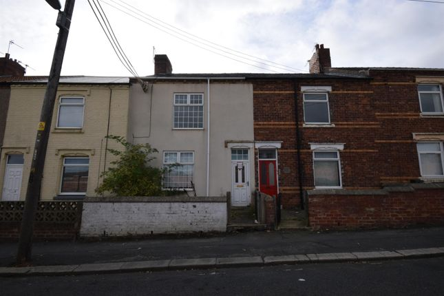 Thumbnail Terraced house for sale in South Terrace, Horden, County Durham